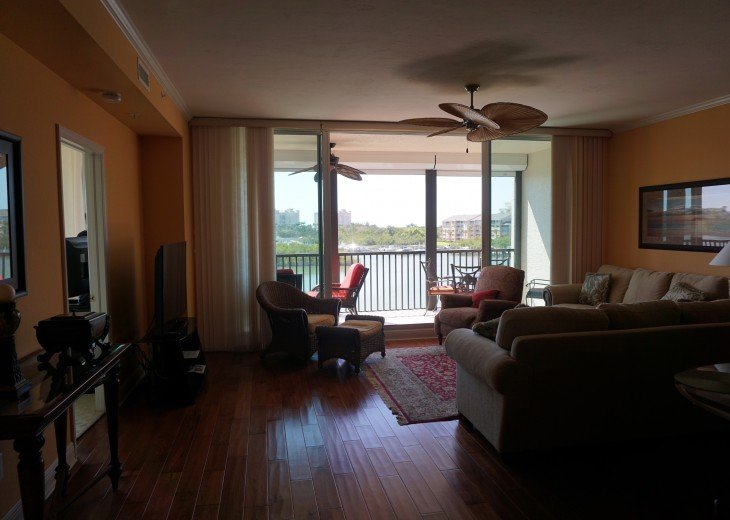 Amazing Unit. Annual or seasonal rental. Stunning view of Wiggins Bay. #4