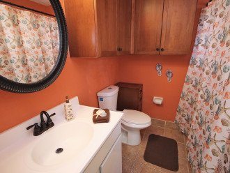 Full Bath Master en-suite