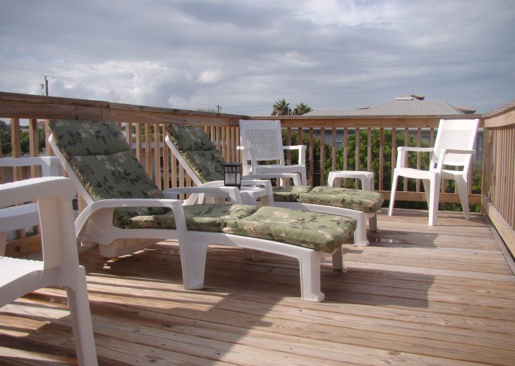 OCEANFRONT RENTAL HOME ~ St. Augustine Beach ~ 4BR-3BA NO SERVICE FEES! #6