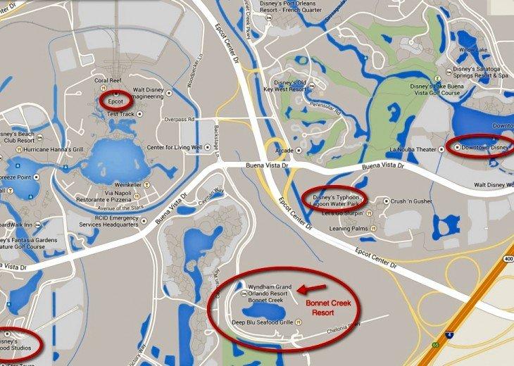 Wyndham Bonnet Creek On The Grounds Of Walt Disney World! #36