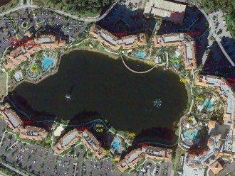 Wyndham Bonnet Creek On The Grounds Of Walt Disney World! #1