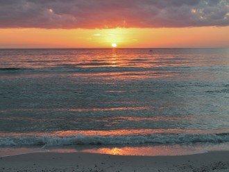 Sunset from McCoshs beach