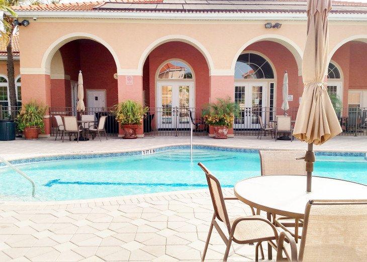 Location, location, location!!! Beautiful condo in impeccable gated community. #17