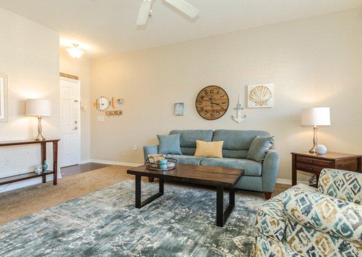 Location, location, location!!! Beautiful condo in impeccable gated community. #2