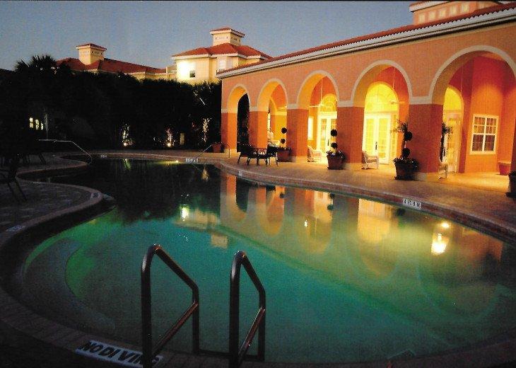 Location, location, location!!! Beautiful condo in impeccable gated community. #18