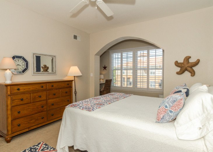 Location, location, location!!! Beautiful condo in impeccable gated community. #6