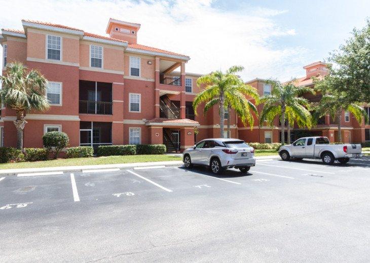 Location, location, location!!! Beautiful condo in impeccable gated community. #16