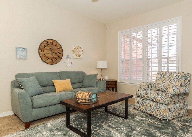 Location, location, location!!! Beautiful condo in impeccable gated community. #4