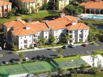 Location, location, location!!! Beautiful condo in impeccable gated community. #1