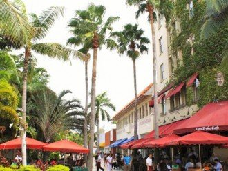 Only 10-minute drive to trendy Lincoln Road.