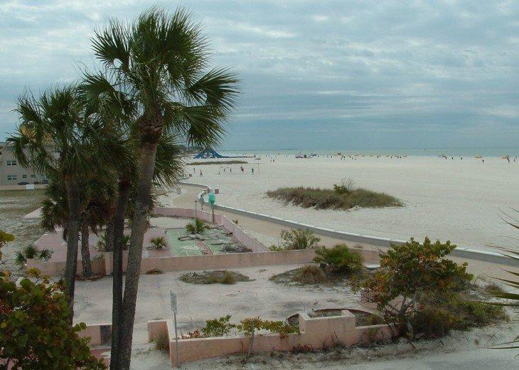 Beach Path to the South
