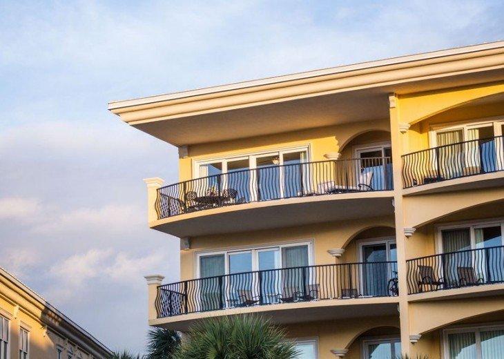 Adagio D405 Premium Pool Front! Private Top Floor Corner! Direct Beach Access!! #23