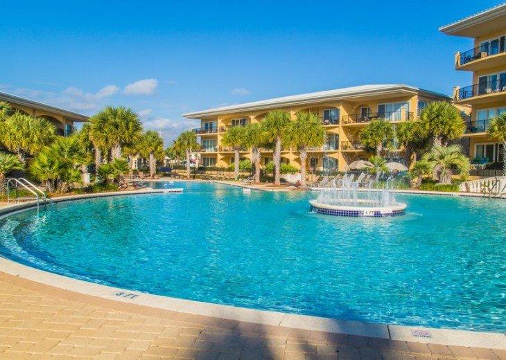 Adagio D405 Premium Pool Front! Private Top Floor Corner! Direct Beach Access!! #9