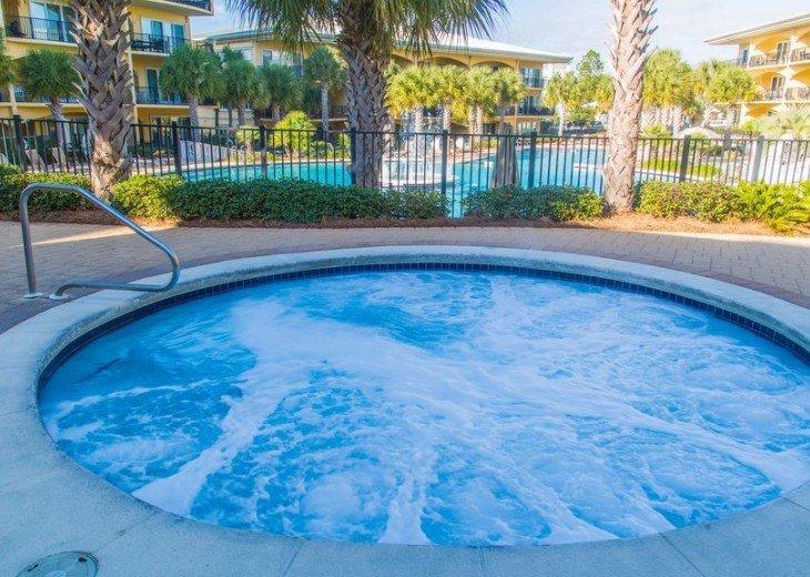 Adagio D405 Premium Pool Front! Private Top Floor Corner! Direct Beach Access!! #20