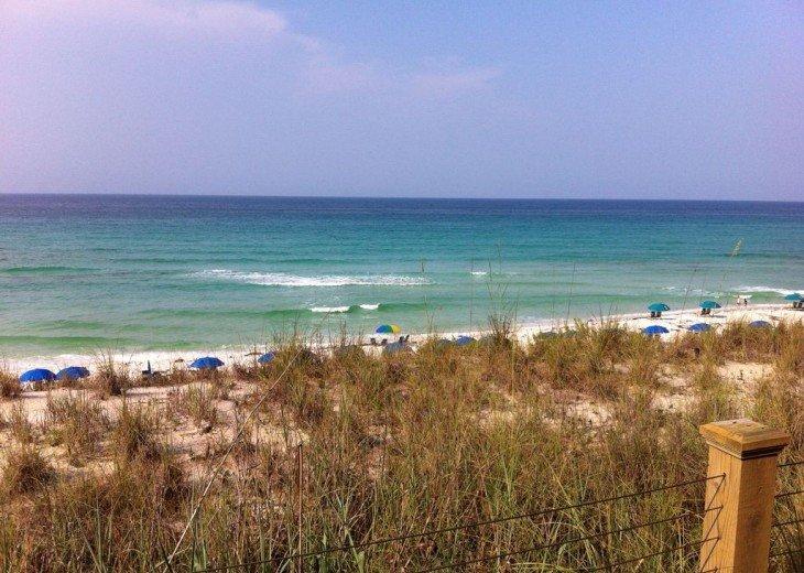 Adagio D405 Premium Pool Front! Private Top Floor Corner! Direct Beach Access!! #27