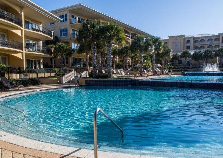 Adagio D405 Premium Pool Front! Private Top Floor Corner! Direct Beach Access!! #8