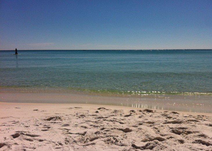 Adagio D405 Premium Pool Front! Private Top Floor Corner! Direct Beach Access!! #28