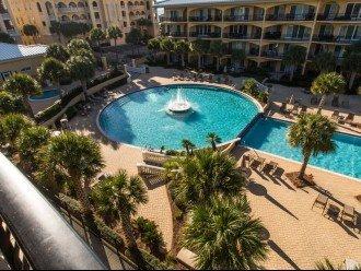 Adagio D405 Premium Pool Front! Private Top Floor Corner! Direct Beach Access!! #1