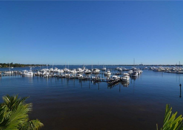 Full water view, newly renovated Condo at Harborage Yacht Club #11