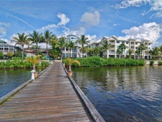 Full water view, newly renovated Condo at Harborage Yacht Club #1