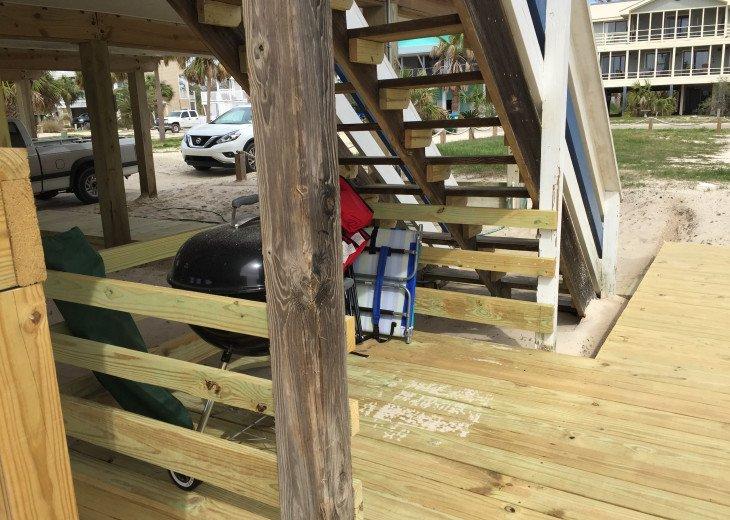Blue Pearl, Gulf Front, Pets, Screen Deck & Open Deck, Beautiful! #38
