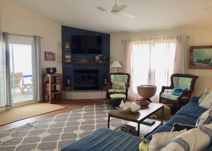 Blue Pearl, Gulf Front, Pets, Screen Deck & Open Deck, Beautiful! #41
