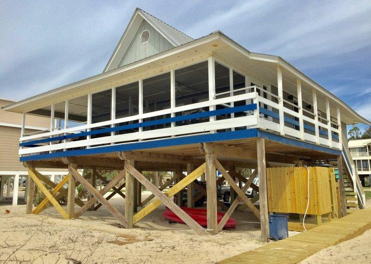 Blue Pearl, Gulf Front, Pets, Screen Deck & Open Deck, Beautiful! #36