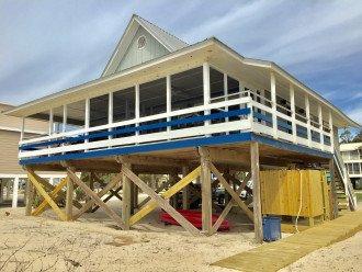 Blue Pearl, Gulf Front, Pets, Screen Deck & Open Deck, Beautiful! #1