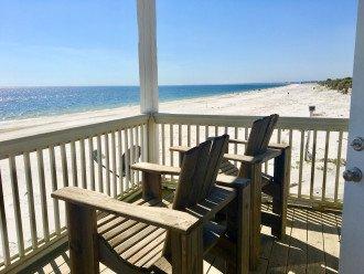 Views form living deck. Photo taken May 2019