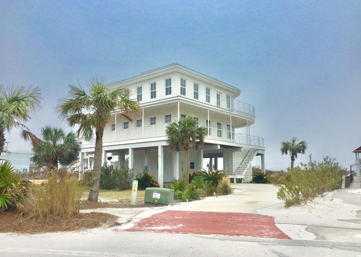 Horizon, Gulf Front, Gated Community & Pool, Quiet Beach #44