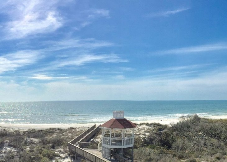 Horizon, Gulf Front, Gated Community & Pool, Quiet Beach #4