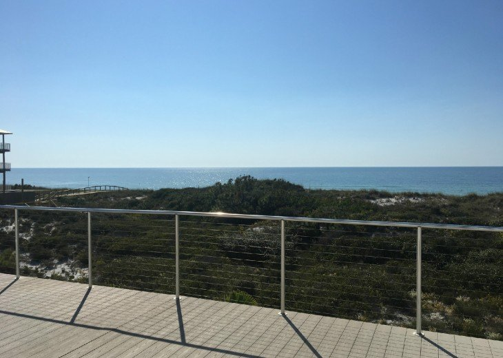 Horizon, Gulf Front, Gated Community & Pool, Quiet Beach #28