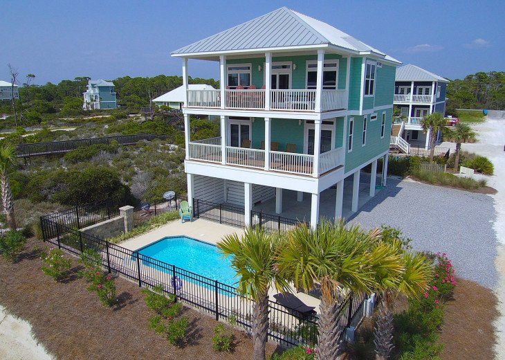 It's A Shore Thing 4 bdrm 4.5 bath with pool, elevator