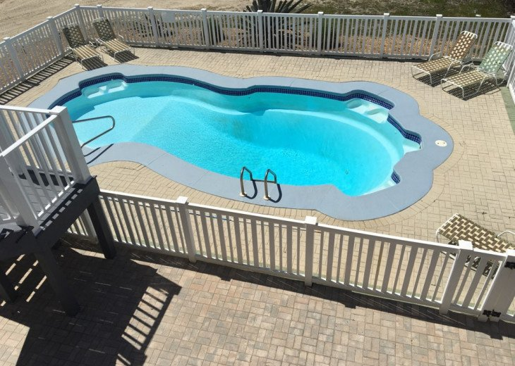Sandy Footprints- Lg private pool, outdoor kitchen, pets, popular home #32