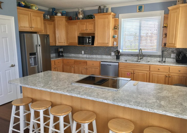 Sandy Footprints- Lg private pool, outdoor kitchen, pets, popular home #7