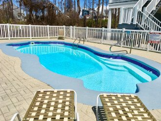 Sandy Footprints, Lg private pool, outdoor kitchen, pets, popular home #1