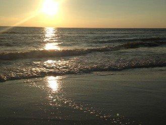 Beautiful sunsets on Cape San Blas