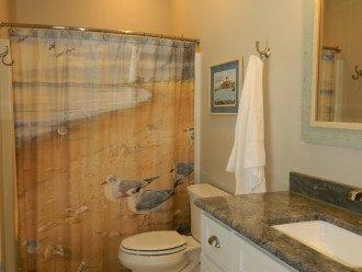 Bunk rooms private bath