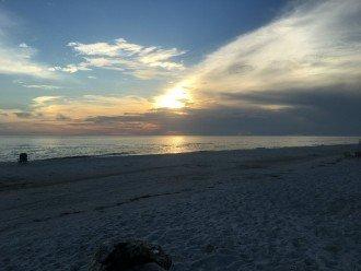 Beautiful sunsets daily! :)