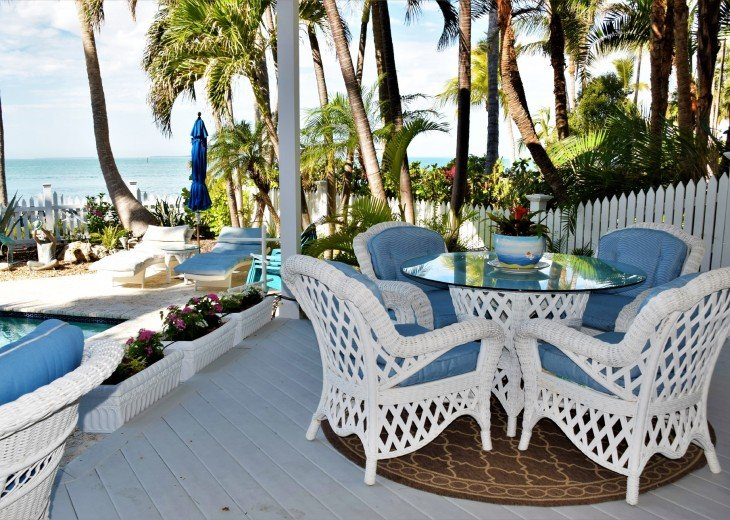 30 night minimum stay, SUNSET KEY, LUXURY UPSCALE HOME RIGHT ON THE BEACH, #25
