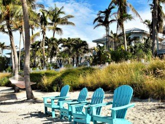 30 night minimum stay, SUNSET KEY, LUXURY UPSCALE HOME RIGHT ON THE BEACH, #1