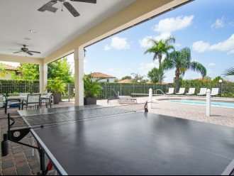 South Facing pool/spa on gated resort, 6 miles from Disney #1