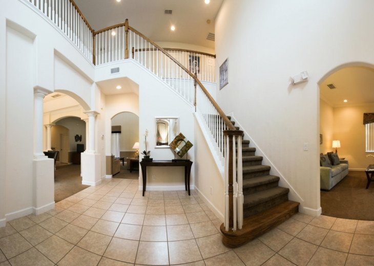 5 Bed 3.5 bath pool home with pool and spa Kissimmee #2