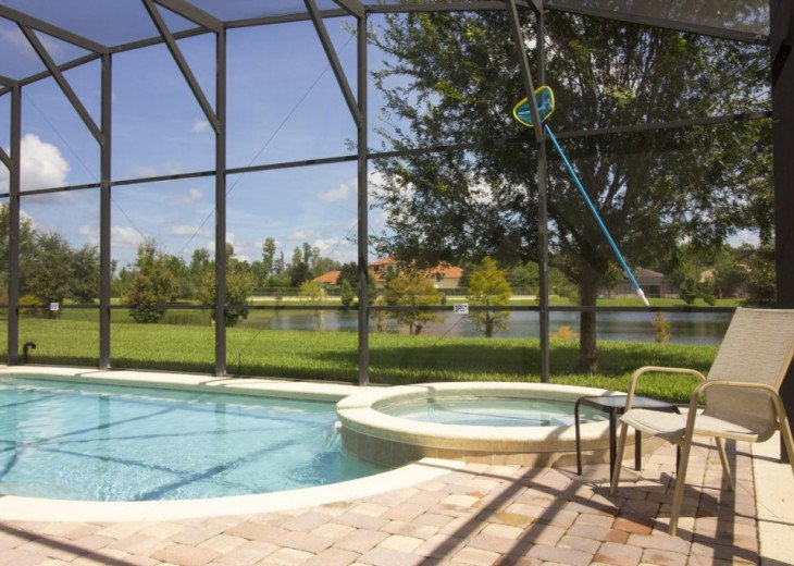 5 Bed 3.5 bath pool home with pool and spa Kissimmee #20