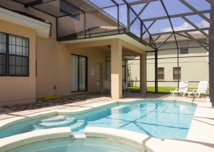 5 Bed 3.5 bath pool home with pool and spa Kissimmee #23