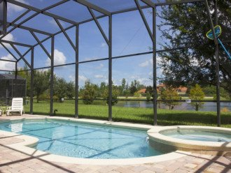 5 Bed 3.5 bath pool home with pool and spa Kissimmee #1