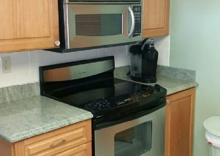 Convection Oven and Over the Range Microwave