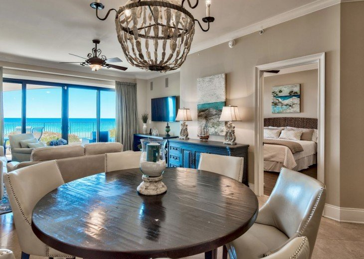 Destin condo rental gulf front villa coyaba ground - Destin florida 4 bedroom condo rentals ...