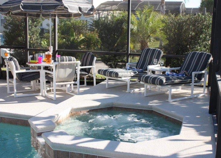 DISNEY VILLA - 4 BEDROOMS, 3 BATHROOMS, PRIVATE POOL/SPA, GAMES ROOM. #6