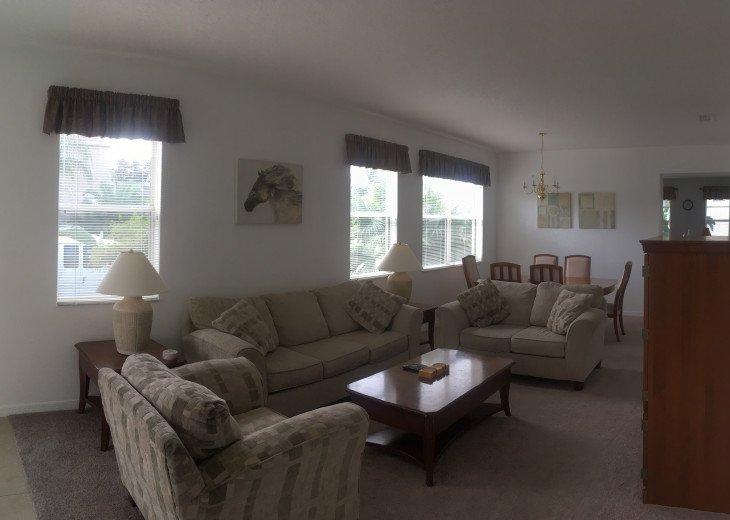 DISNEY VILLA - 4 BEDROOMS, 3 BATHROOMS, PRIVATE POOL/SPA, GAMES ROOM. #8